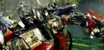 Bootlegged Transformers: Revenge of the Fallen Trailer Hits!
