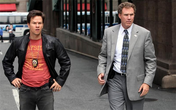 The Other Guys Set Photos