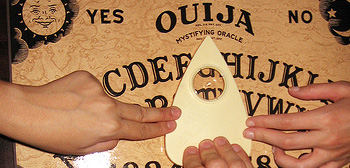 ouija board game rules