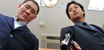 Takeshi Kitano's Outrage