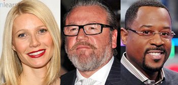 Gwyneth Paltrow, Ray Winstone, Martin Lawrence