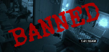 Paranormal Activity 2 - Banned