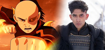 New Photo of Dev Patel as Zuko in The Last Airbender