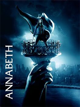 Percy Jackson Poster - Annabeth