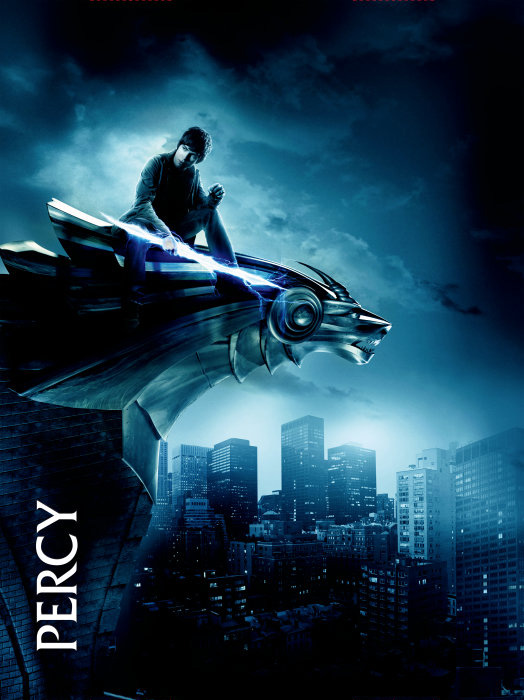 Percy Jackson Poster - Percy