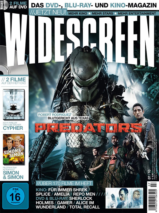 Widescreen Magazine - Predators