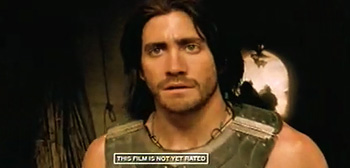 Prince of Persia Footage
