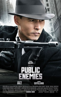 Public Enemies - Johnny Depp