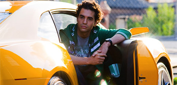 Ramon Rodriguez in Transformers 2