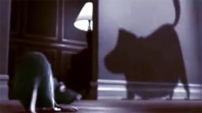 Dug in Ratatouille