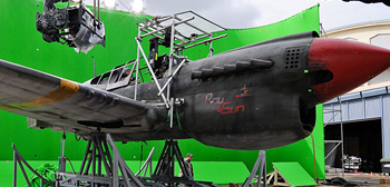 Red Tails Behind-the-Scenes Photos