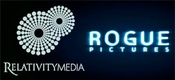 Relativity Media Logo / Rogue Pictures Logo