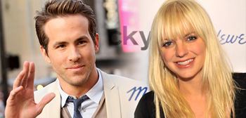 Ryan Reynolds and Anna Faris