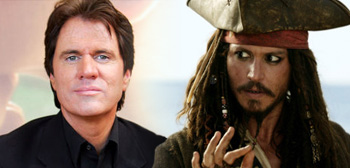 Rob Marshall & Jack Sparrow
