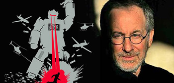 Robopocalypse / Steven Spielberg