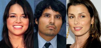 Michelle Rodriguez, Michael Pena, Bridget Moynahan