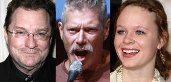 Stephen Root, Stephen Lang, Thora Birch