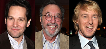 Paul Rudd - James L. Brooks - Owen Wilson