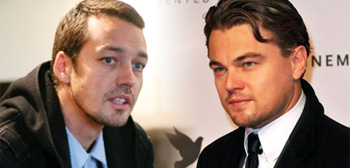 Rupert Sanders and Leonardo DiCaprio