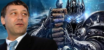 Sam Raimi / World of Warcraft