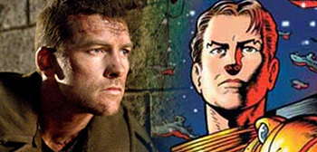 Sam Worthington / Dan Dare