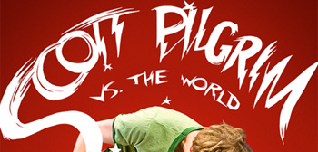 Scott Pilgrim vs. the World Teaser Poster