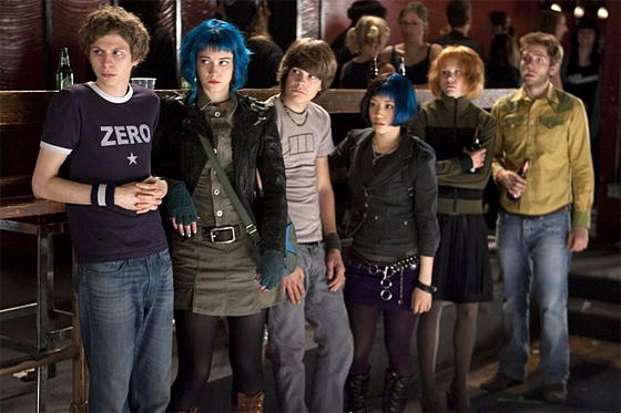 Scott Pilgrim Photos