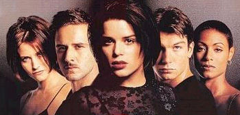 Scream 2 Cast