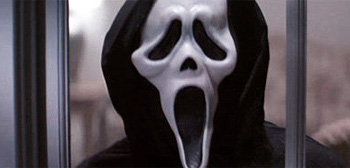 Scream Mask (NOT from Scream 4)