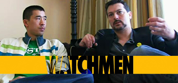 Watchmen Screenwriters David Hayter and Alex Tse