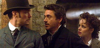 Great New Photos from Sherlock Holmes