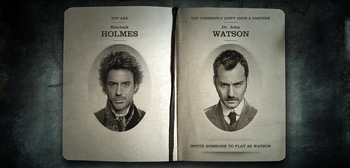 Sherlock Holmes - 221B