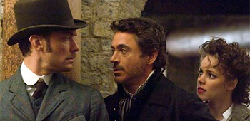 New Key Cast Photo from Guy Ritchie's Sherlock Holmes