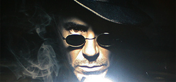 First Sherlock Holmes Teaser Poster