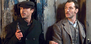Sherlock Holmes Trailer