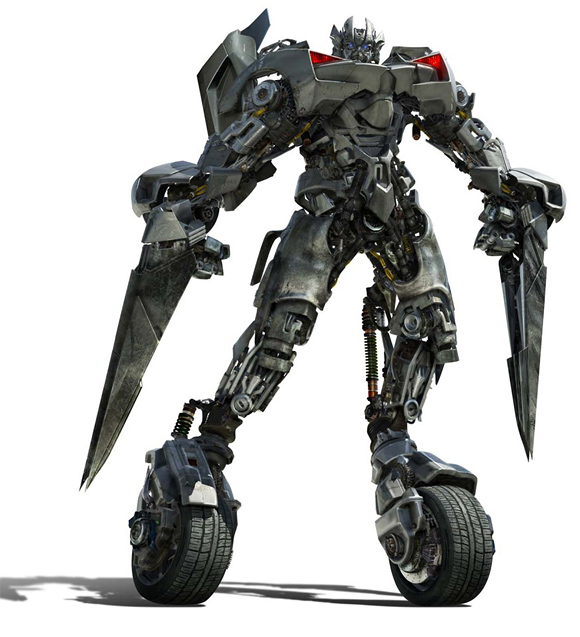 Transformers: Revenge of the Fallen - Sideswipe