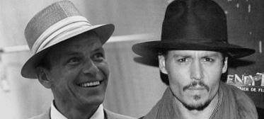 Frank Sinatra - Johnny Depp
