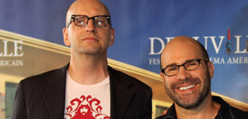 Steven Soderbergh and Scott Z. Burns