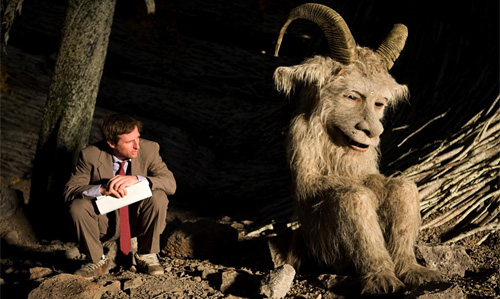 Spike Jonze - Where the Wild Things Are