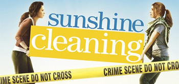 Amy Adams and Emily Blunt's Sunshine Cleaning Poster