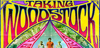 Trippy Freakin' Poster for Ang Lee's Taking Woodstock