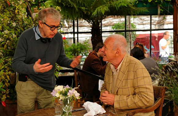 Woody Allen's You Will Meet a Tall Dark Stranger