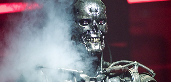 Even More Terminator Salvation Eye Candy!