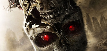 Another Badass Poster for Terminator Salvation