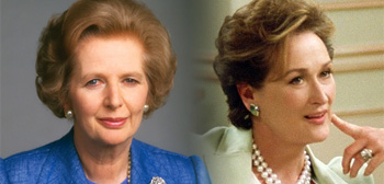 Meryl Streep / Margaret Thatcher