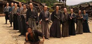 Thirteen Assassins Trailer