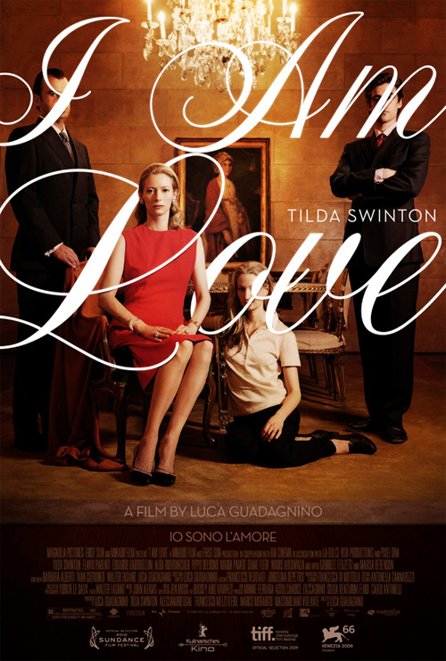 Tilda Swinton's I Am Love