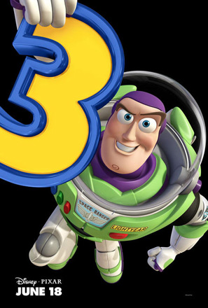 Toy Story 3 Poster - Buzz