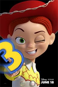 Toy Story 3 Poster - Jessie