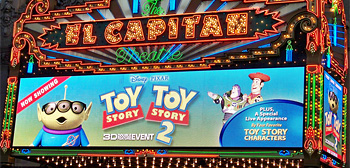 Toy Story 3D Re-Release